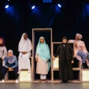 Cast of Hijabi Monologues London directed by Milli Bhatia-13 -®helenmurray