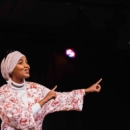 Hibo Muse in Hijabi Monologues London directed by Milli Bhatia-640 -®helenmurray